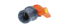 PVC Int. Screw Valve